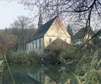 Image: Exterior of the pilgrimage chapel, Neusaß in Schöntal