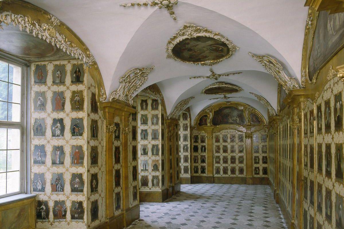 Ordenssaal im Kloster Schöntal