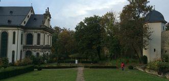 Image: Exterior of Schöntal Monastery