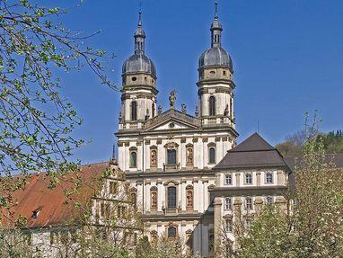 Kloster Schöntal von außen
