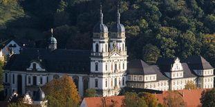 Ansicht von Kloster Schöntal