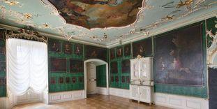 Schöntal Monastery, Secret door in the abbot's quarters