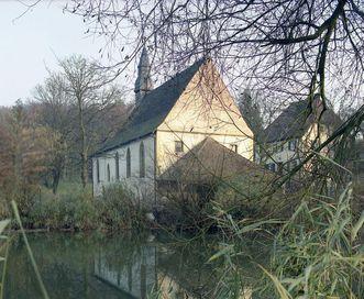 Image: Exterior of the pilgrimage chapel, Neusaß