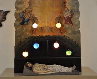Heiliges Grab in Kloster Schussenried