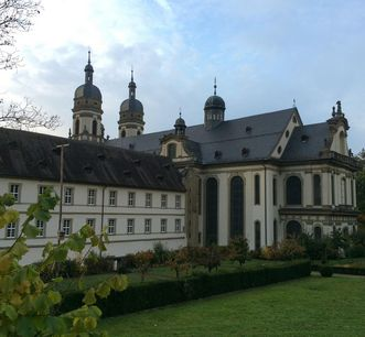 Kloster Schöntal, Klosterkirche