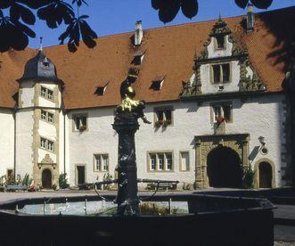 Image: Old Abbey, Schöntal Monastery